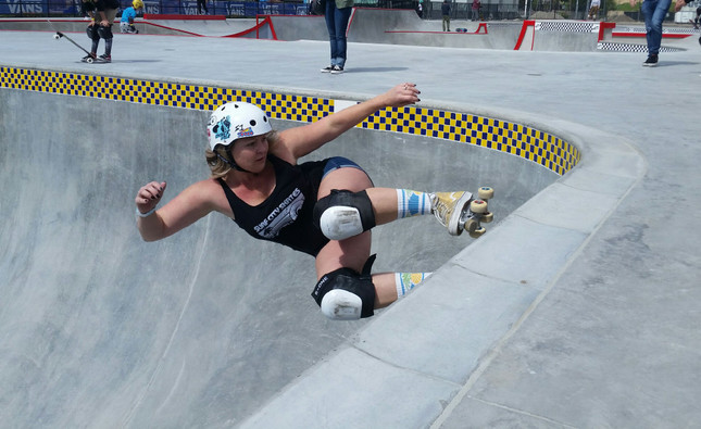 Toni Edwards / Skater & Owner of Surf City Skates