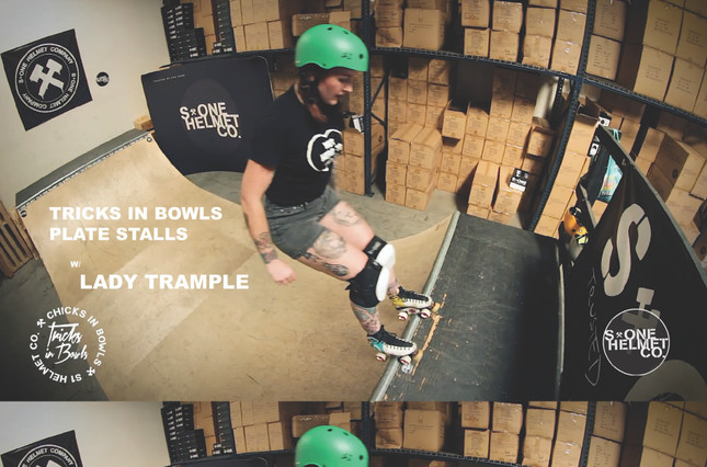 Tricks in Bowls - Plate Stalls