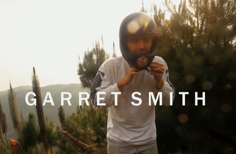 Garret Smith  / S1 Lifer Fullface Helmet