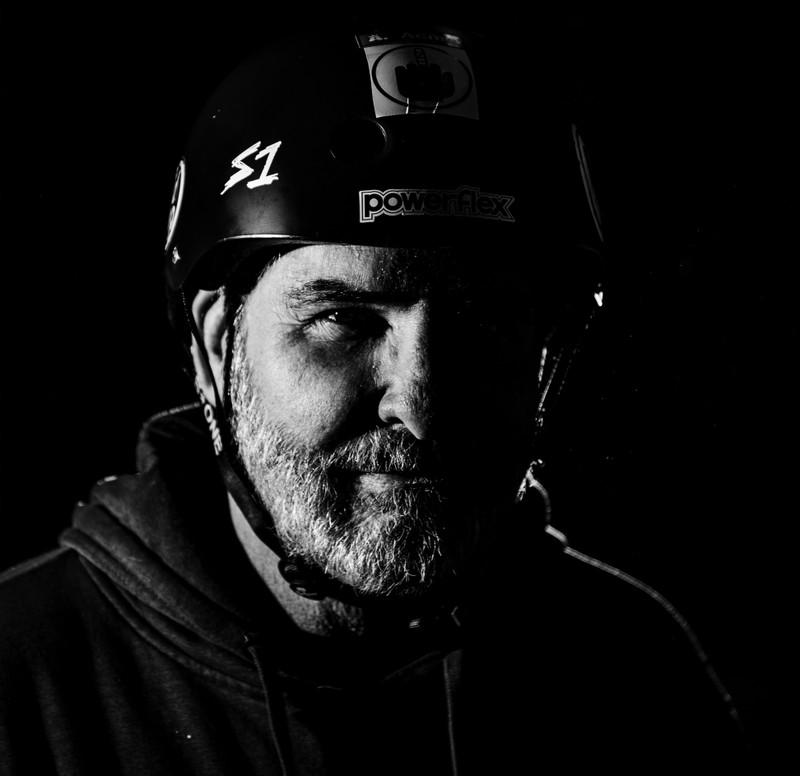Jim Gray / S1 Lifer Helmet