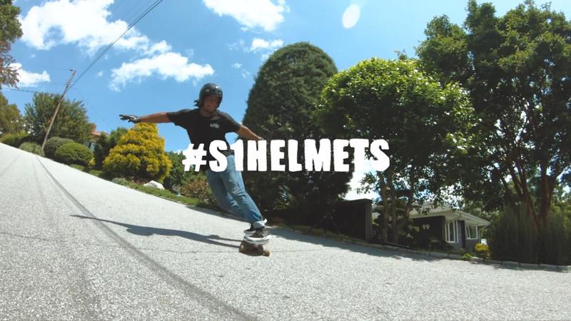 Richard Allen / S1 Retro Lifer Helmet