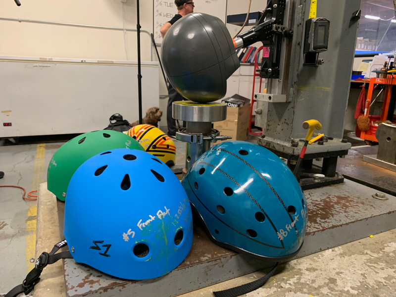 S1 Lifer Helmet Vs. Soft Foam Helmet
