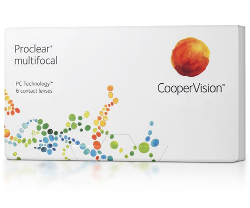 Proclear Multifocal 6 Pack