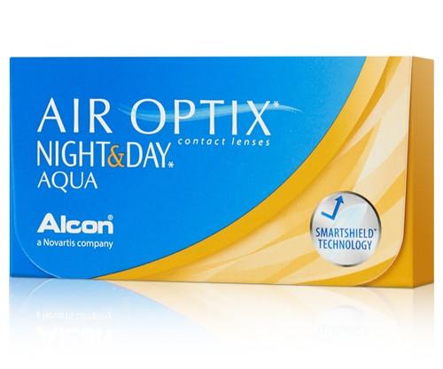 Air Optix Night & Day 6 Pack