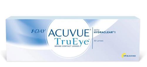 1-Day Acuvue TruEye 30 Pack