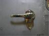 New handle installed on door