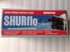 SHURFLO STANDARD WATER PUMP (10-1001) RETAIL PACKAGING