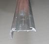 CORNER TRIM ALUMINUM with INSERT TRIM TRACK - 14' (20-1096)