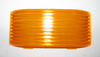Amber Replacement Lens for Bargman Porch Lights (18-1056)