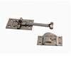 """Entry Door Holder 4""""- SS Self Closing (20-1161)"""
