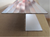 Aluminum Door Extrusion 6ft (CHW138) END SHOWN