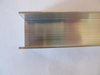 Aluminum U-Channel (CHW142) OVERHEAD VIEW