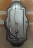 Steel Wall Sconce (LT400) REAR VIEW
