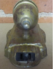 Steel Wall Sconce (LT400) BOTTOM VIEW