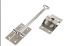 """Entry Door Holder 6""""- SS Self Closing (20-1175) FRONT VIEW"""