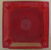 Reflect-O-Lite Square with License Light (Lens Only) (Rear)
