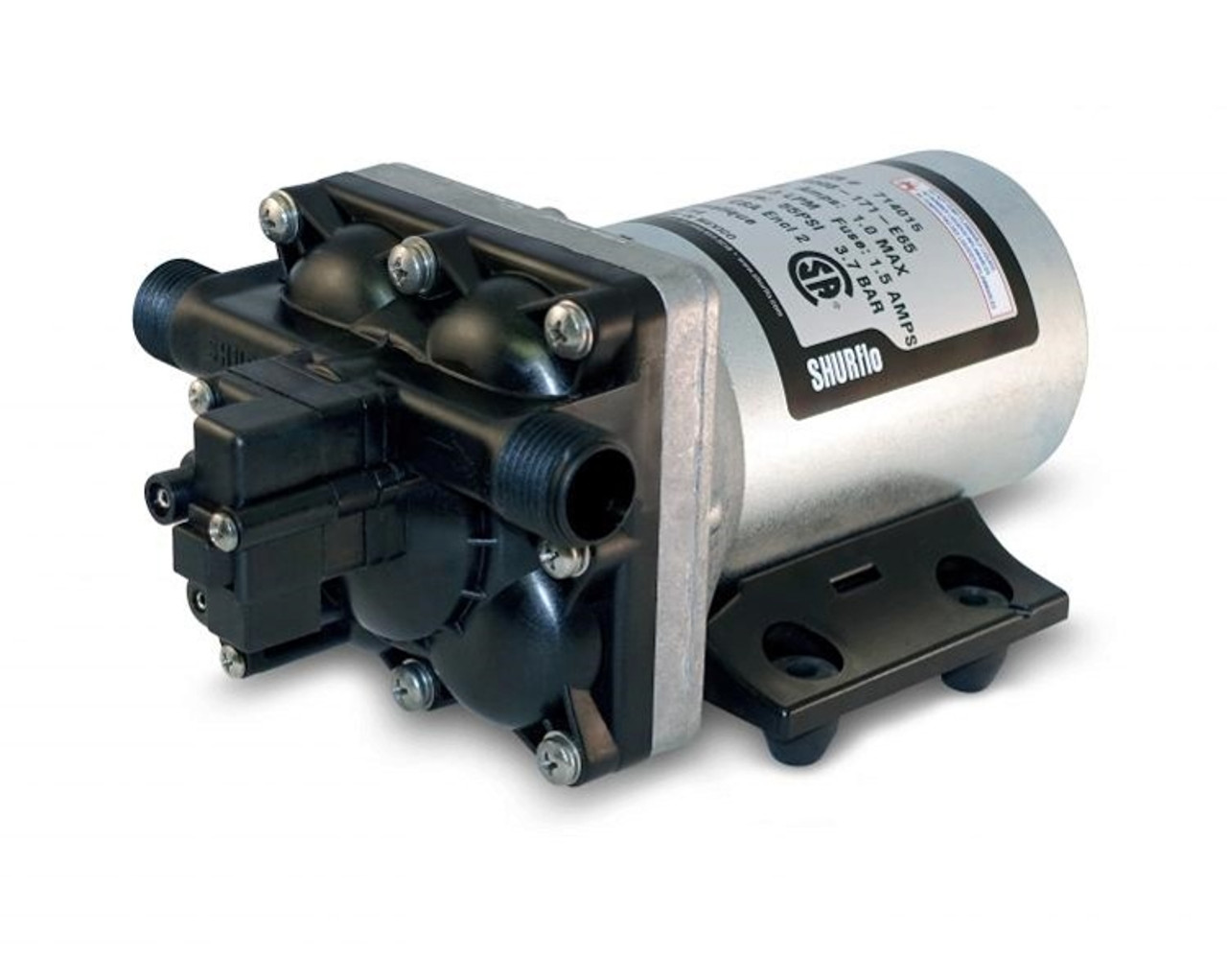 SHURFLO STANDARD WATER PUMP (10-1001) PRODUCT PICTURED