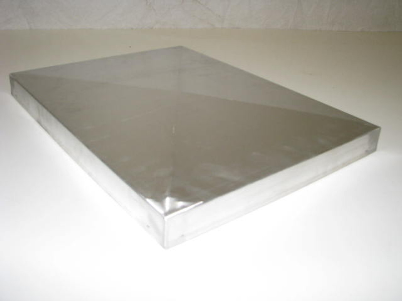 "Spartan Aluminum Vent Cover - 12"" x 16"" (CBP010) ANGLED VIEW"