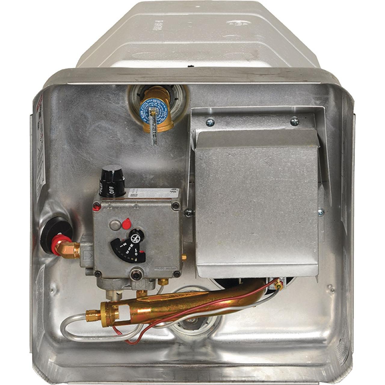SUBURBAN WATER HEATER-10 GAL. GAS/PILOT (09-1005) Front View