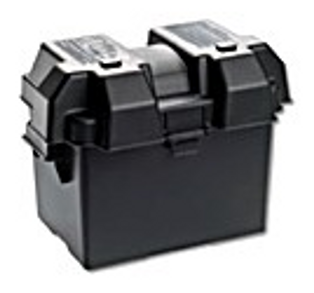 BATTERY BOX - GROUP 24 - BLACK (19-1025)