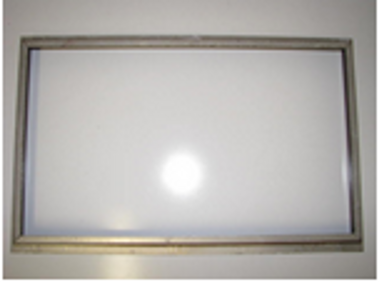 """Spartanette Interior Window Trim - 2-1/2"""" Deep (BP014)"""