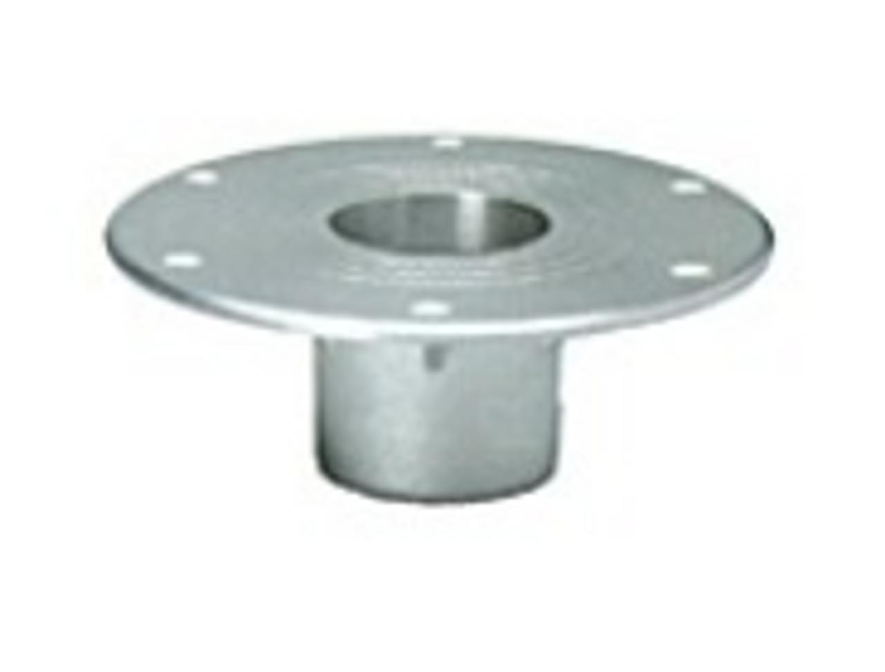 TABLE BASE - FLUSH ROUND (20-1021)