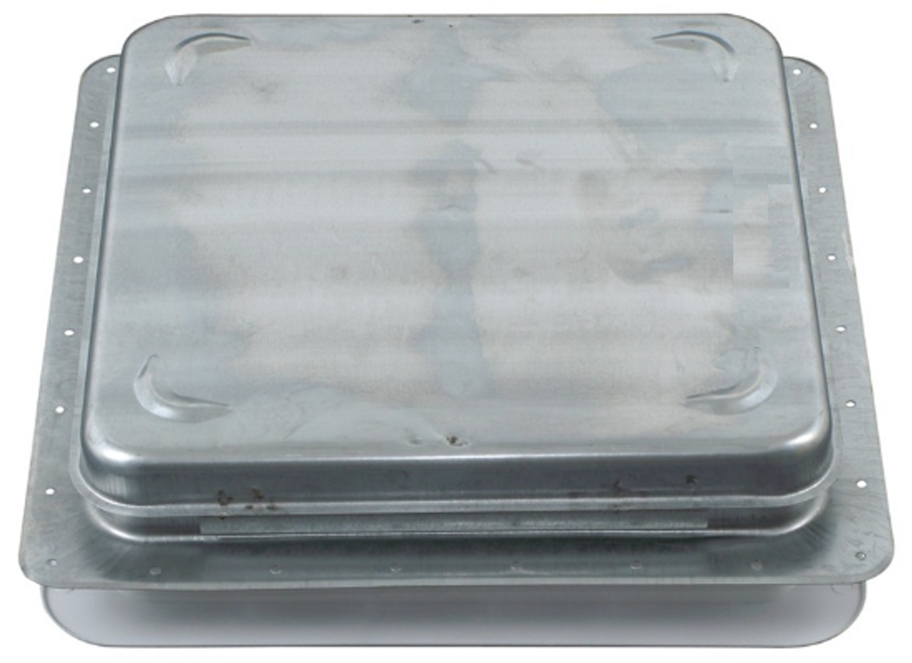 VENTLINE METAL VENT (22-3001) CLOSED VIEW FRONT