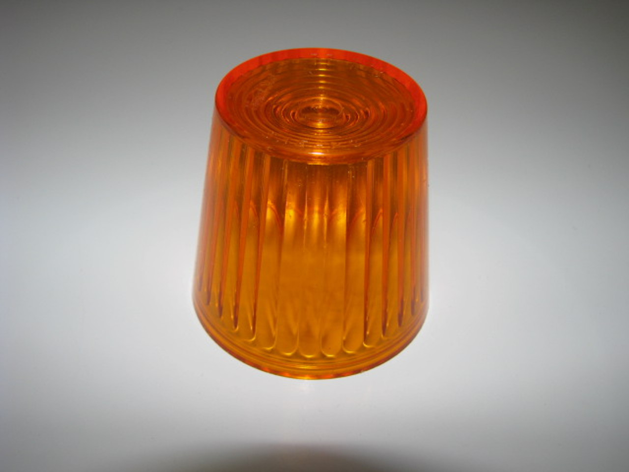 Amber Porch light lens (CLT019)