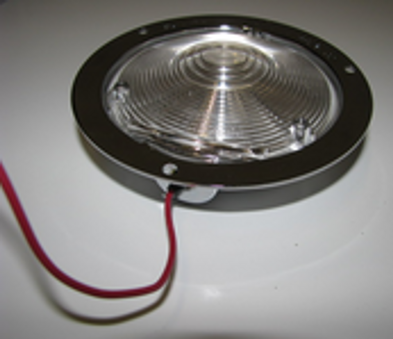 Porch Light with Clear Lens (CLT031)