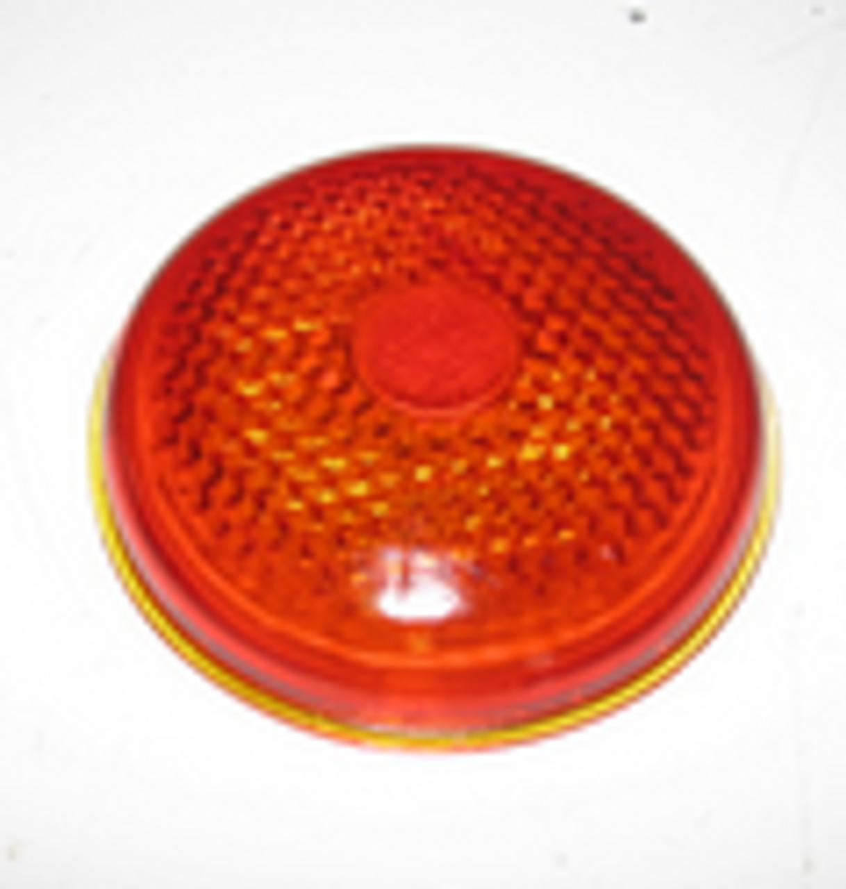 License Light Lens - Red (CLT045)