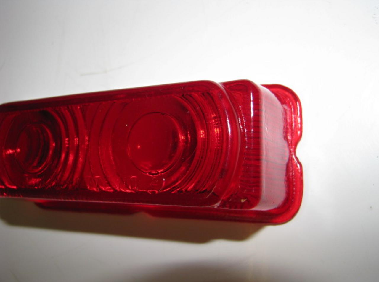Reproduction Bargman #2 Taillight Lens (CLT057)