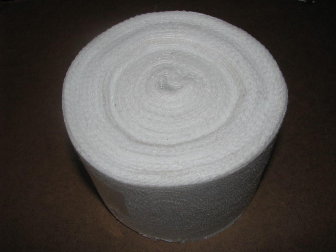 4 Inch Polyester Scrim (SC016) SHOWN ON ROLL