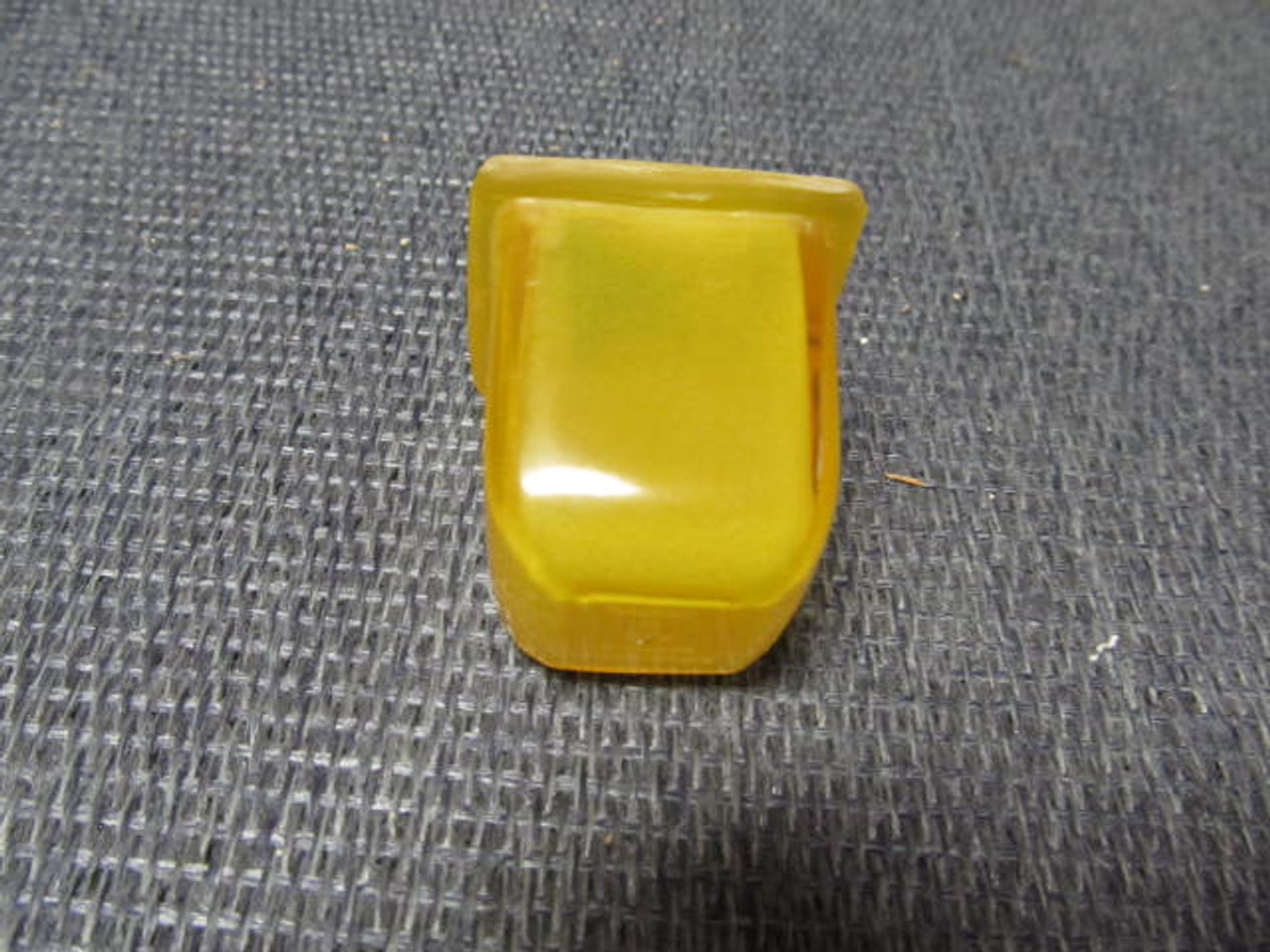 Yellow Reproduction Lens for Bargman Grab Handle with Light (CLT087)