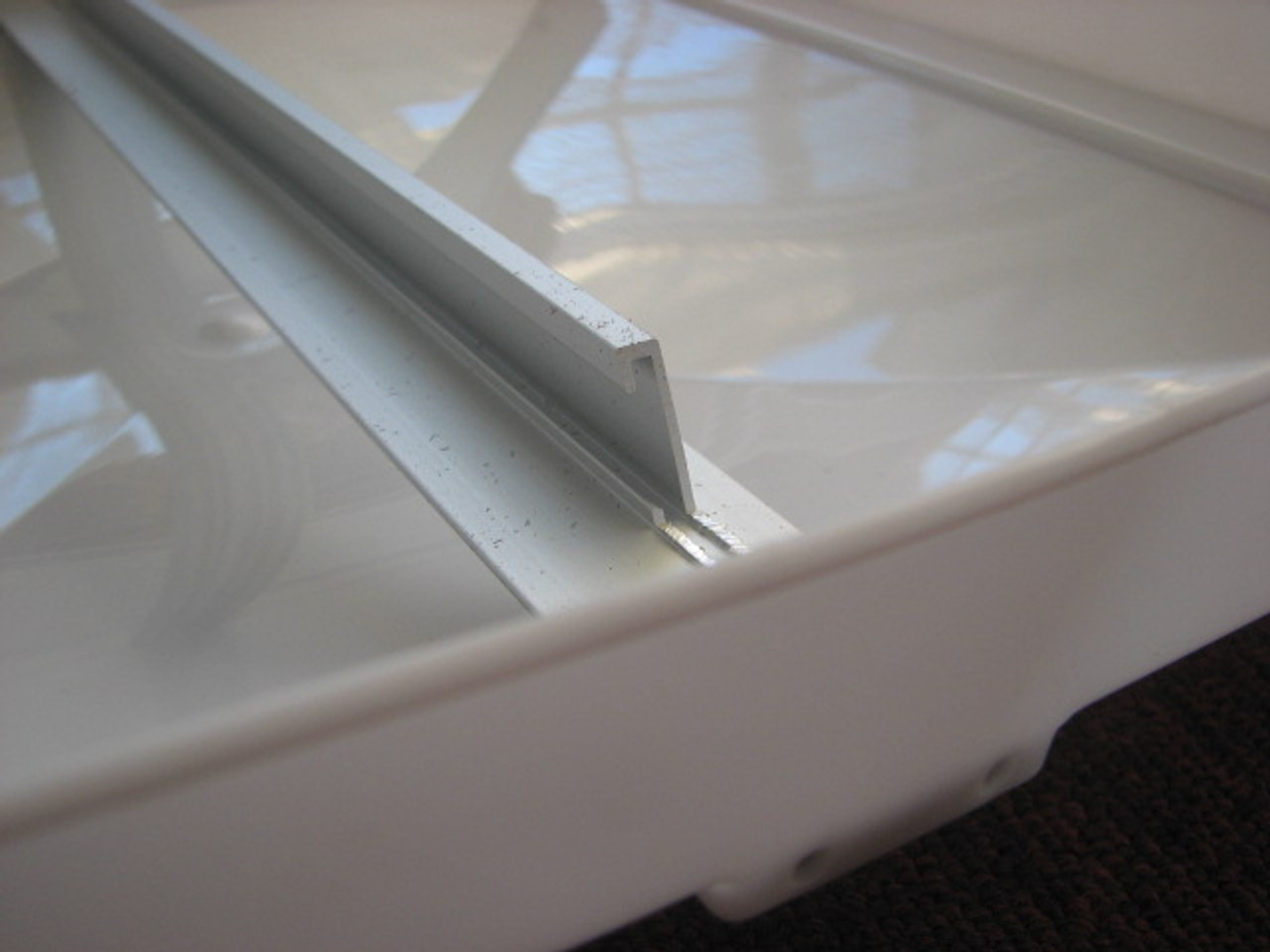 ELIXIR (OLD STYLE) VENT COVER - WHITE (22-1016)