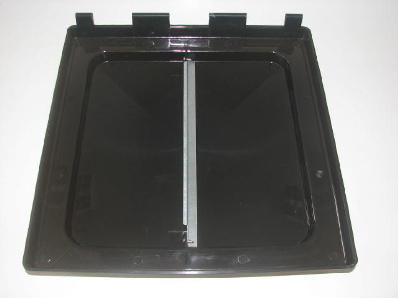 "JENSEN 14"" VENT COVER - SMOKE"