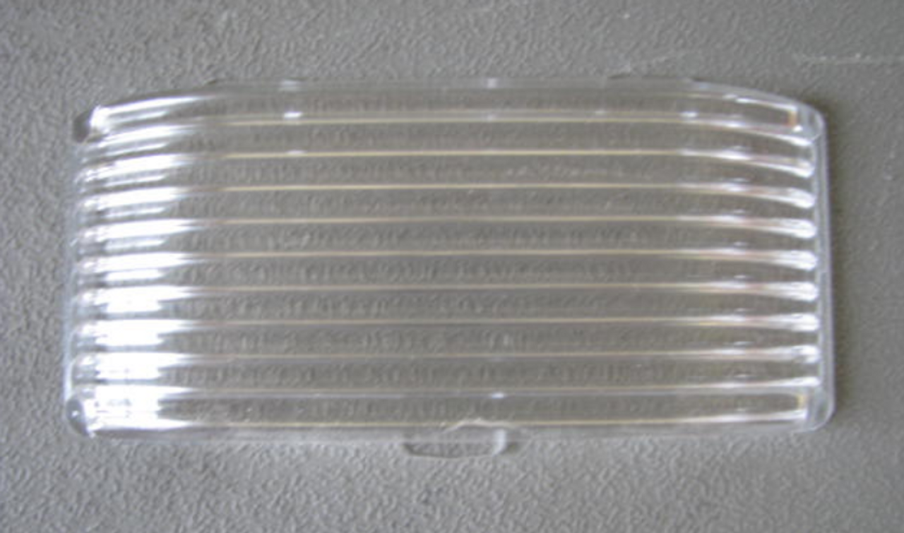 Clear Replacement Lens for Bargman Porch Lights (18-1057)