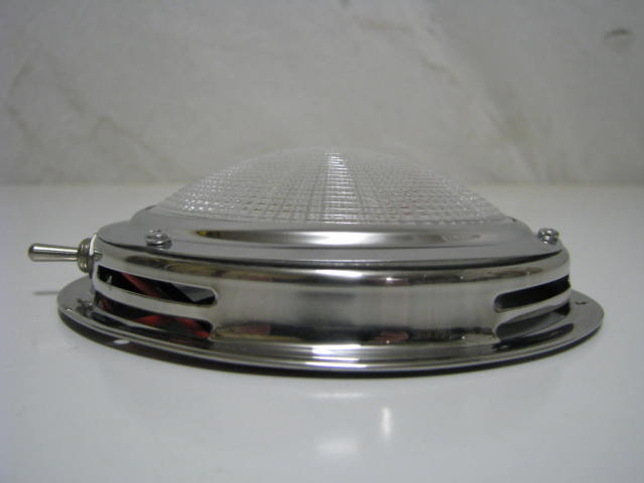 """Dome Light - 4-1/4\"""" Stainless Steel"""" (18-2020)"""