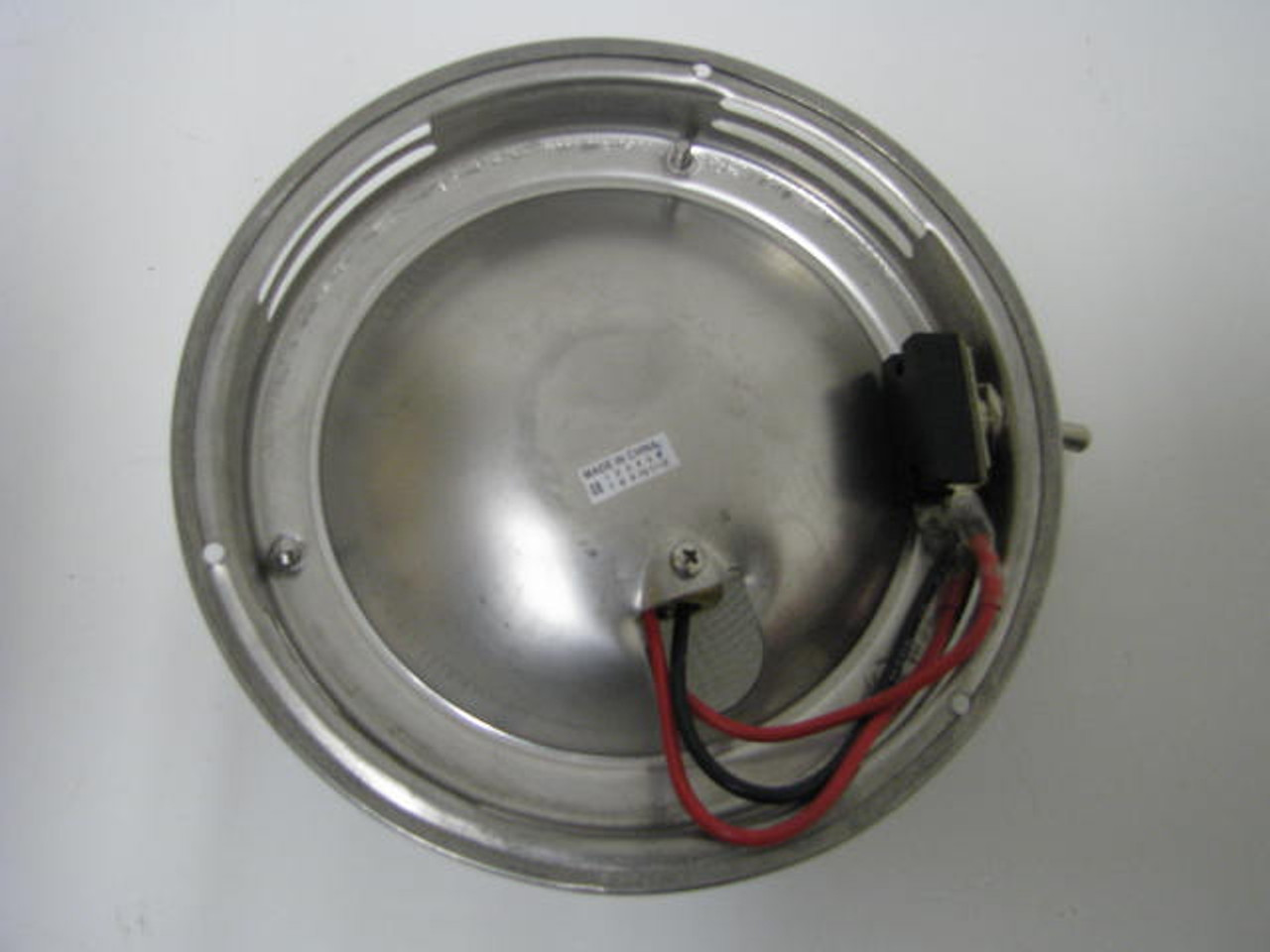 """Dome Light - 6-3/4"""" Stainless Steel (18-2021)"""