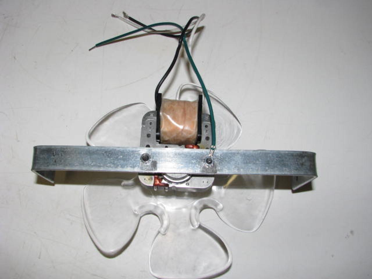 Spartan Bathroom Vent Fan Replacement Kit (CBP033)