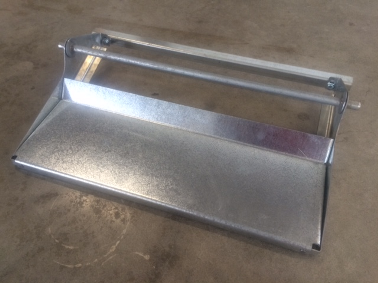 Spartan Slide Out Step (CCH017) FRONT STEP