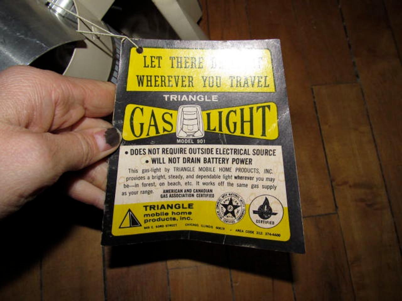Triangle Gas Light (LT365)