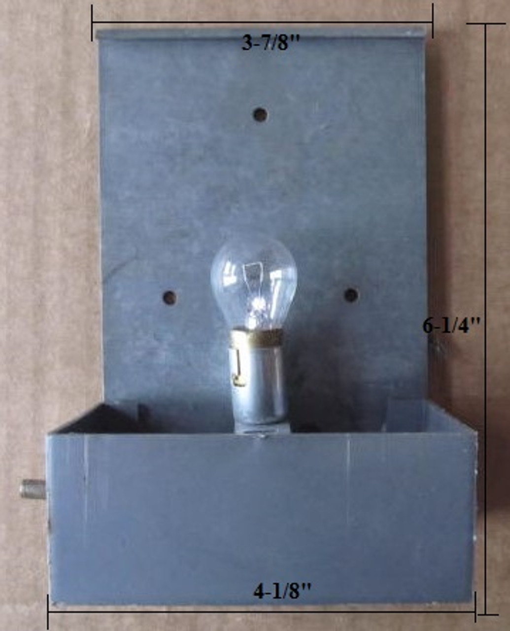 Square Wall Sconce (LT383)