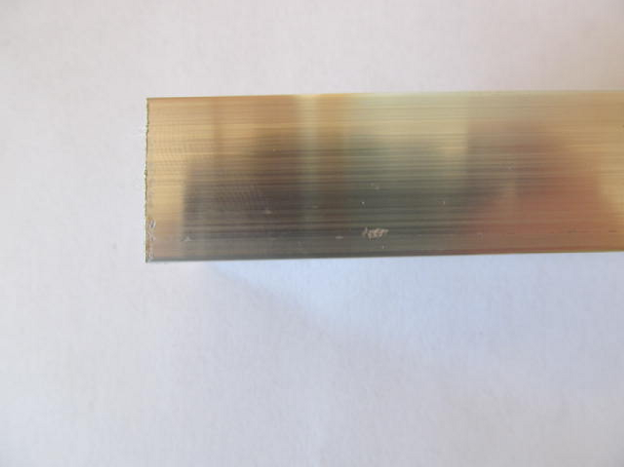 Aluminum U-Channel (CHW142) UNDERSIDE PICTURED