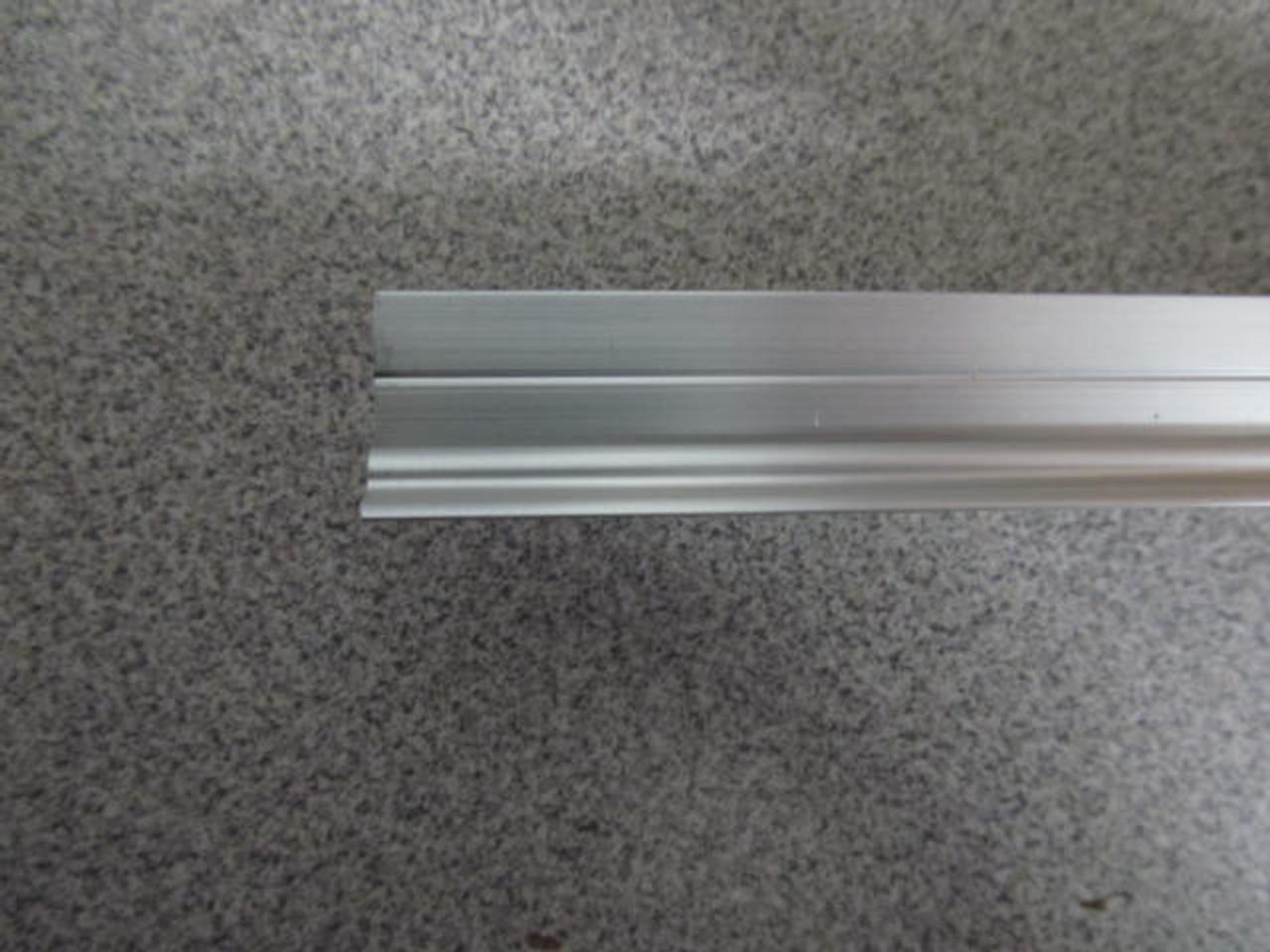 """1/16"""" Aluminum Petite Style Cove 12' (CHW143)"""
