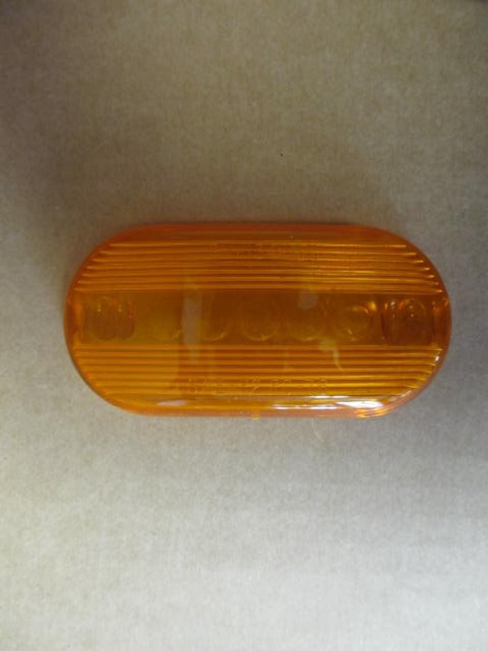 Peterson Clearance Lens Amber (18-3051)