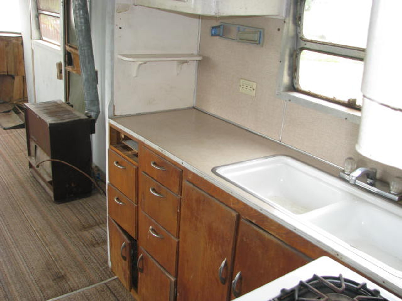 1951 Spartan 36 Ft. Imperial Mansion #A1393  (SOLD S.F.)