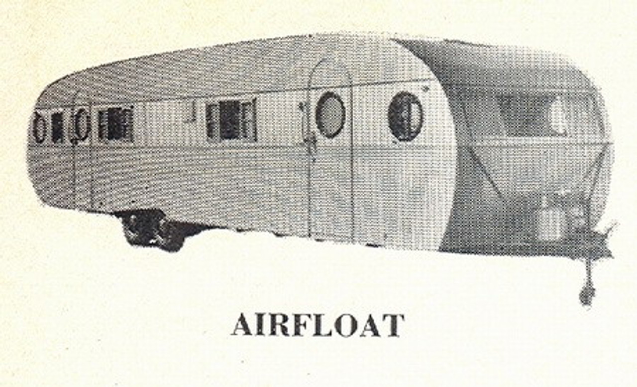 WANTED Airfloat Trailers 1950's