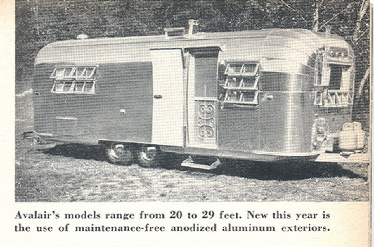 WANTED Avalair Trailers
