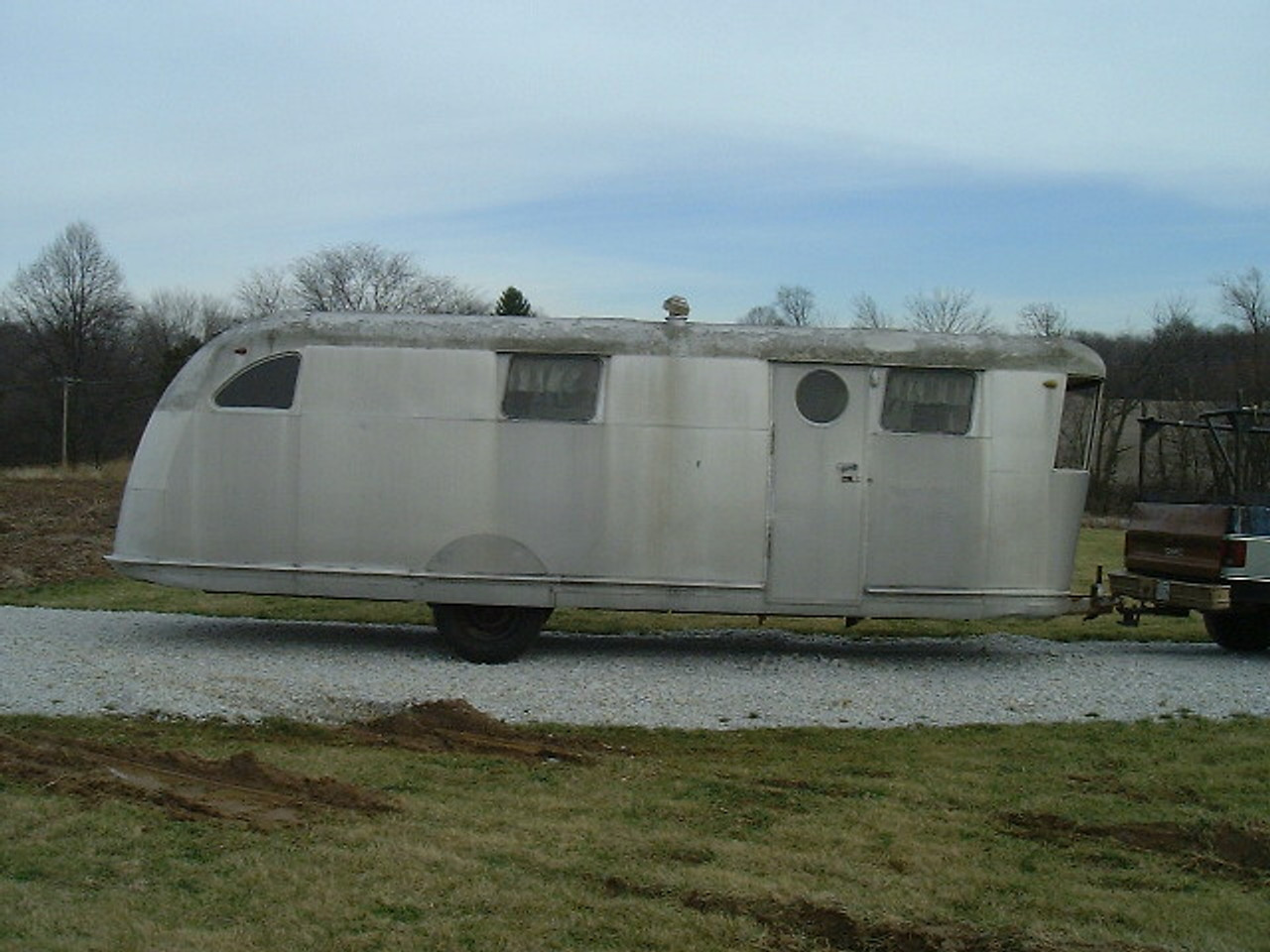 WANTED Spartan Trailers 1940's