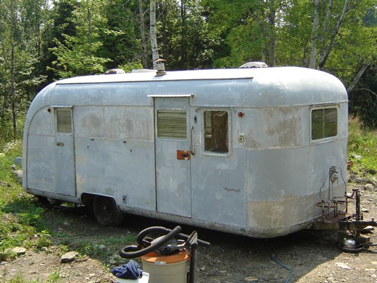 WANTED Vagabond Trailers 1940's - 1950's